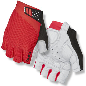 Giro Monaco II Gel Gloves Herre bright red